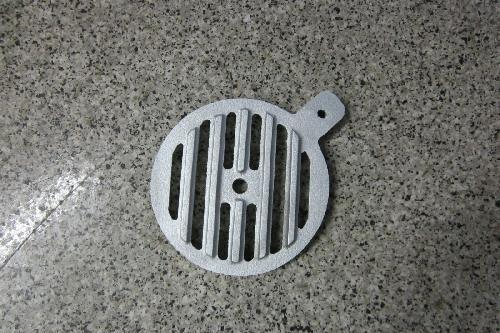 Jr. Replacement Grate