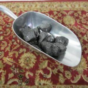 56 oz. Aluminum coal scoop