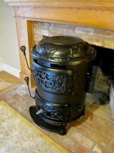Fireplace Chubby Stove